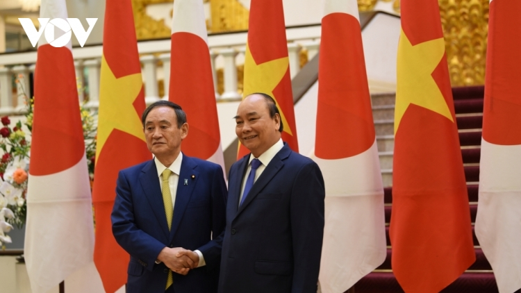 Japanese PM believes Vietnam is suitable choice for first overseas visit