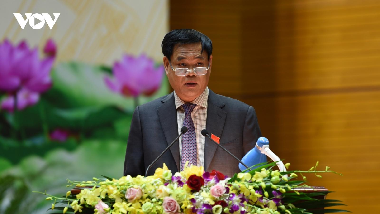 Ông Huỳnh Tấn Việt trúng cử Bí thư Đảng ủy Khối các cơ quan T.Ư
