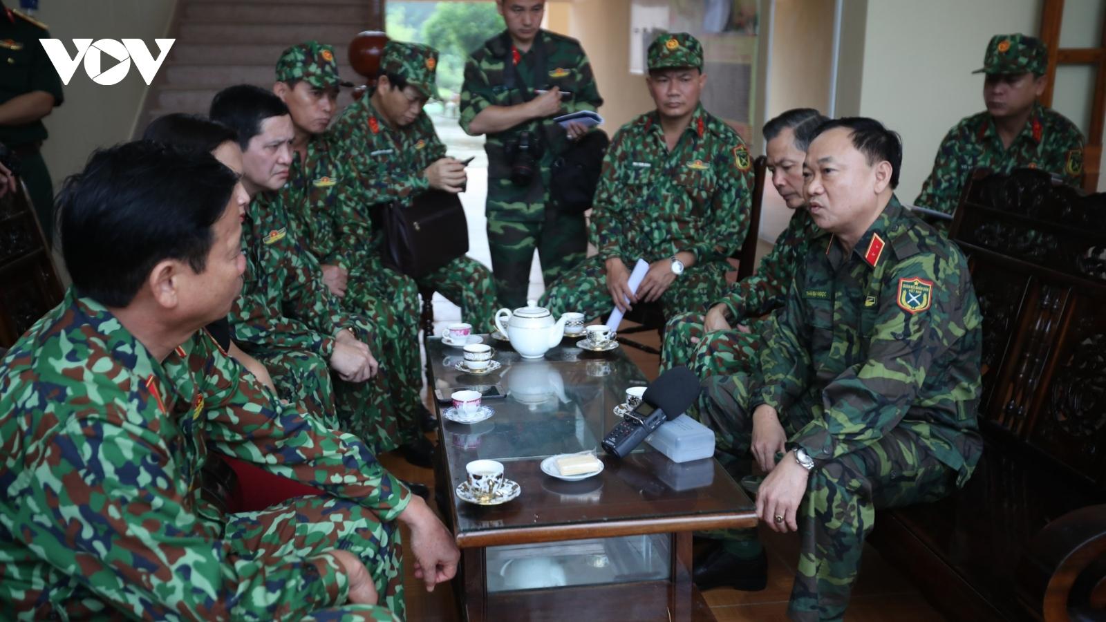 Sẽ dùng trực thăng chuyển hàng cứu trợ 2 xã bị cô lập ở Phước Sơn, Quảng Nam