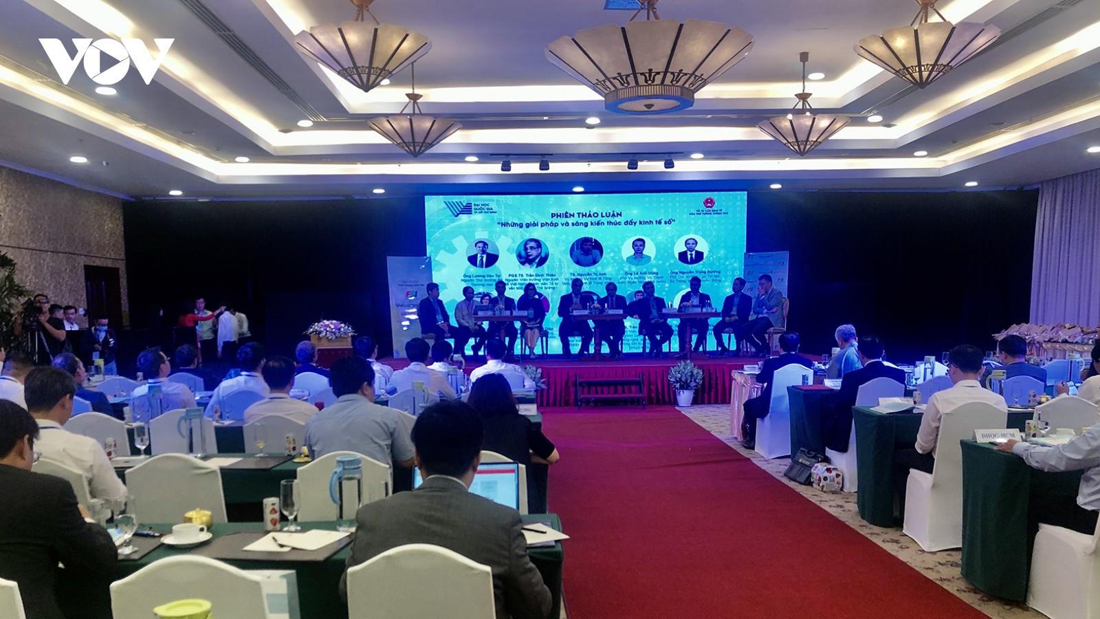 Đại dịch Covid-19 thúc đẩy nhanh phát triển kinh tế số ở Việt Nam