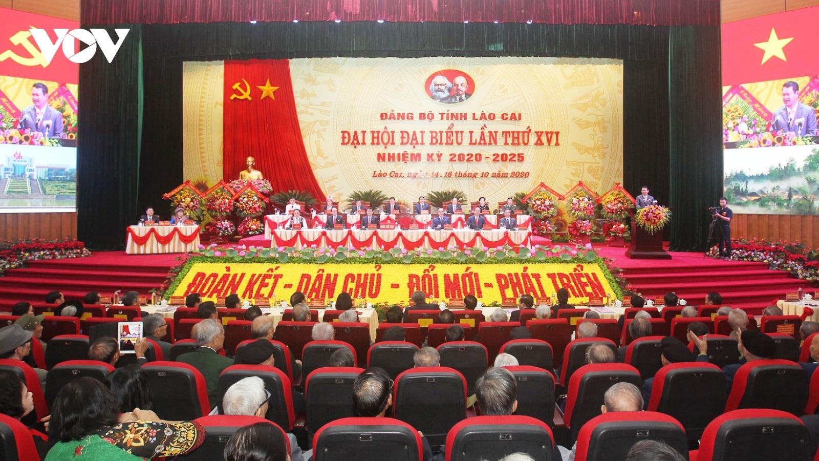 Lào Cai đưa phát triển báo chí vào phương hướng đại hội