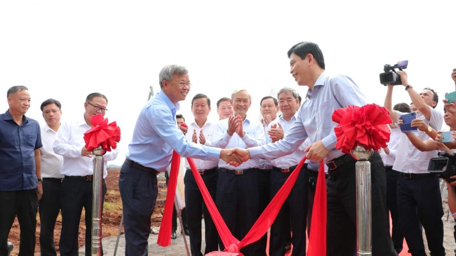 Đồng Nai bàn giao hơn 2.500 ha cho dự án Sân bay quốc tế Long Thành