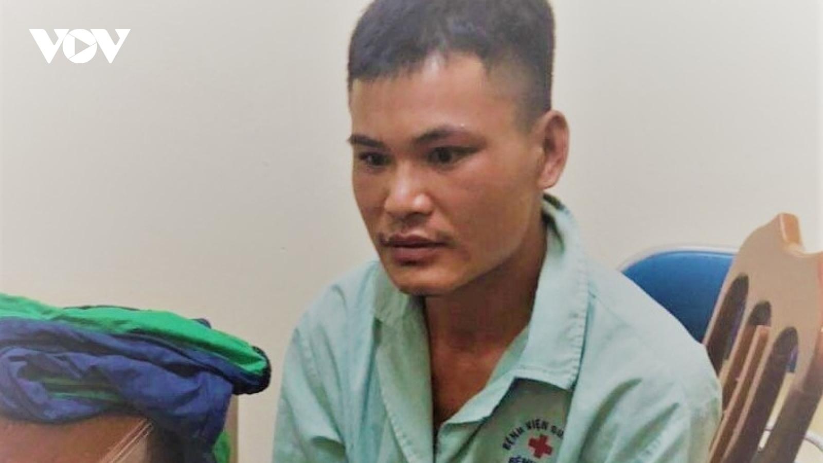 Đối tượng giết người ở Văn Chấn (Yên Bái) bị bắt sau 48 giờ gây án