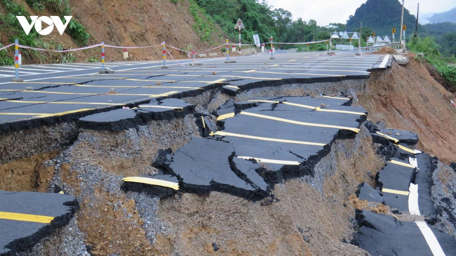 56 người chết và mất tích do mưa lũ ở Quảng Trị