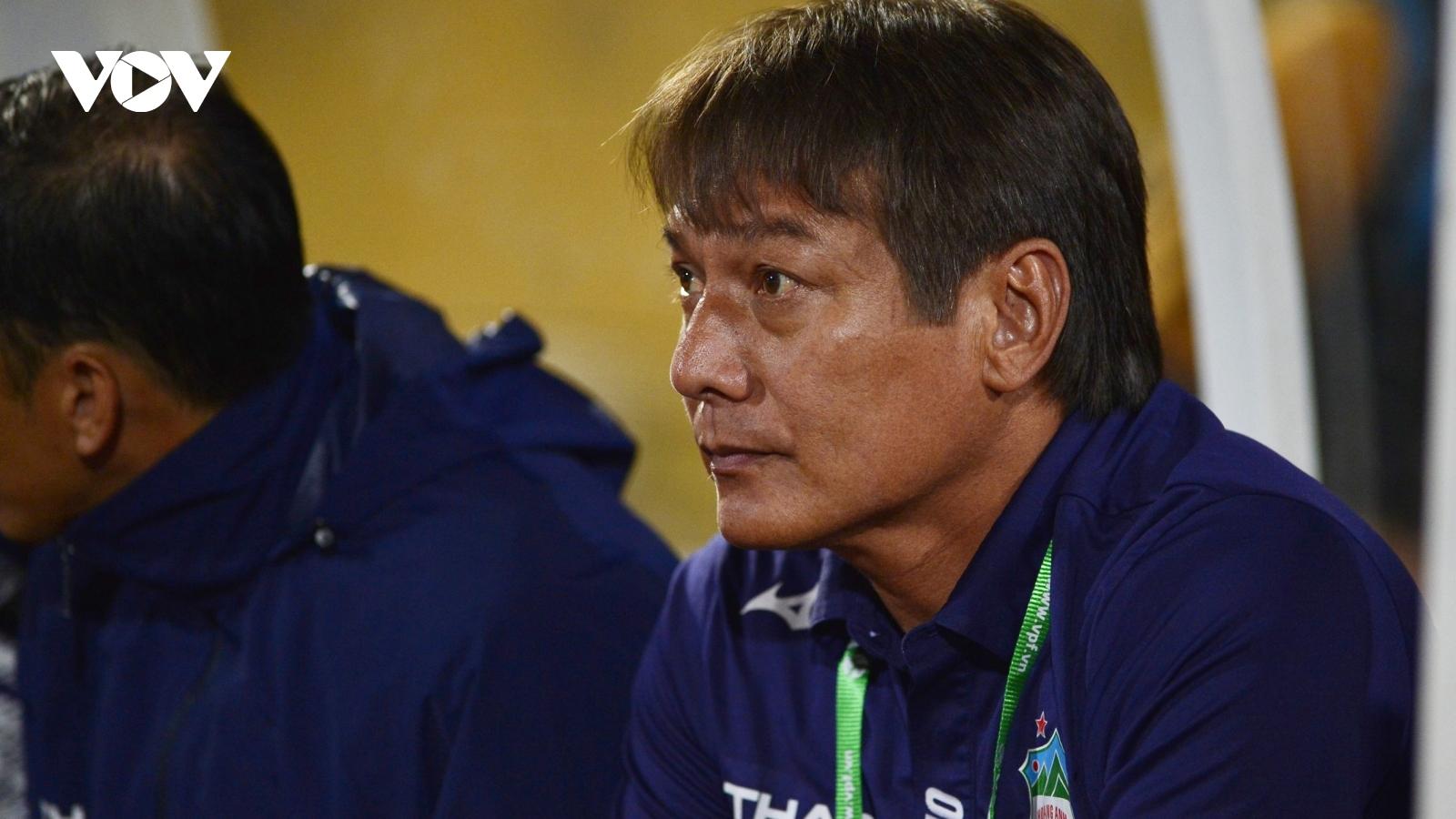 HAGL thua đậm Viettel, trợ lý của thầy Park vẫn nói…hài lòng