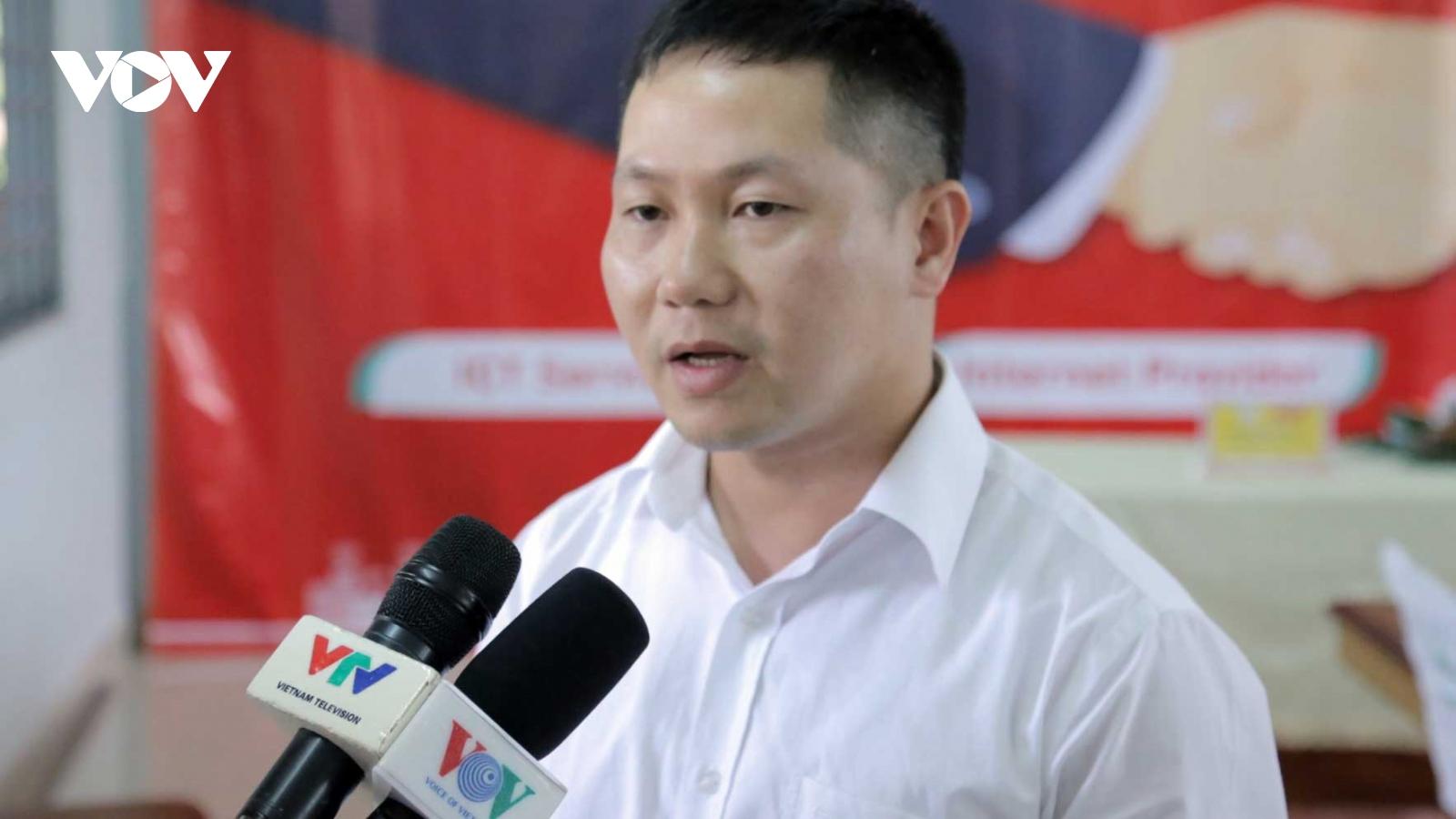 Doanh nghiệp Việt Nam chung tay nâng cao đời sống người dân Campuchia