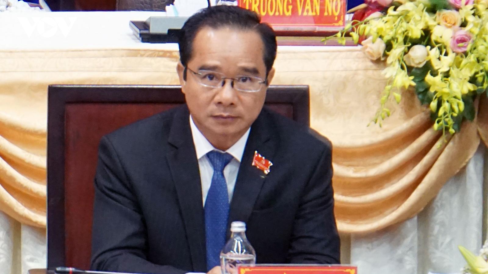 Ông Nguyễn Văn Được trúng cử Bí thư Tỉnh ủy Long An