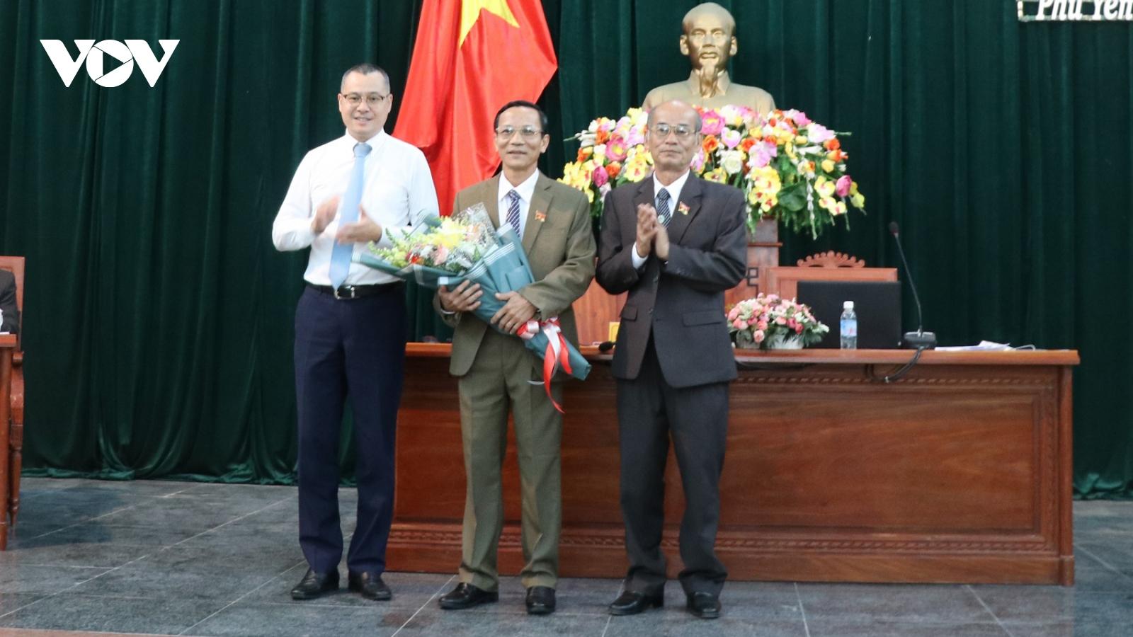 Giám đốc Sở Tài chính Phú Yên được bầu làm Phó Chủ tịch HĐND tỉnh