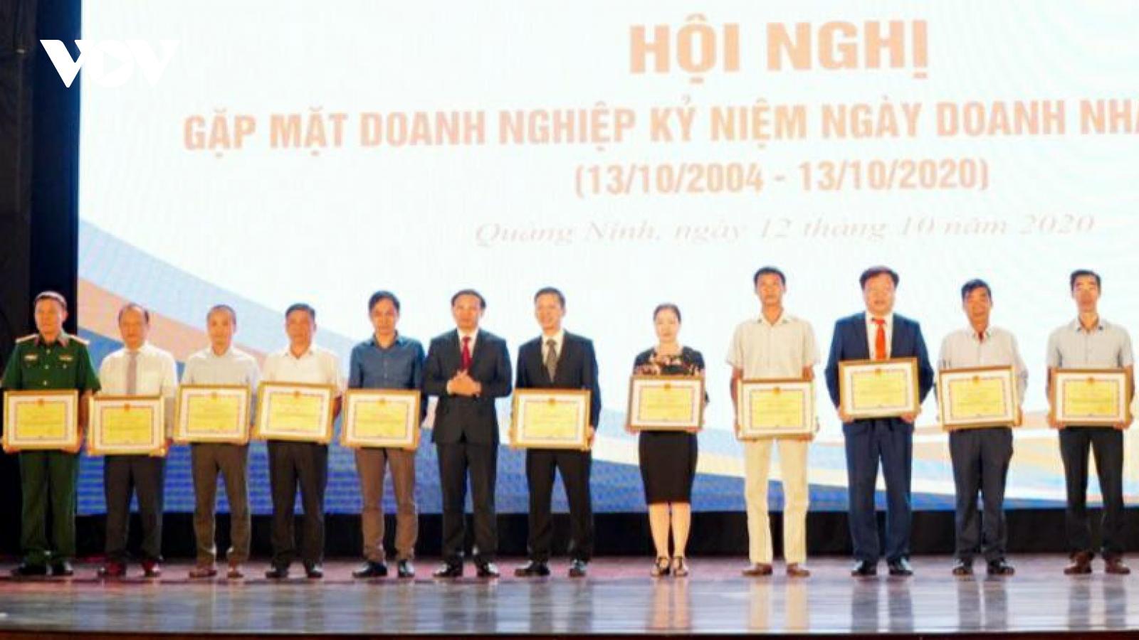 Quảng Ninh cam kết vì sự hài lòng của cộng đồng doanh nghiệp