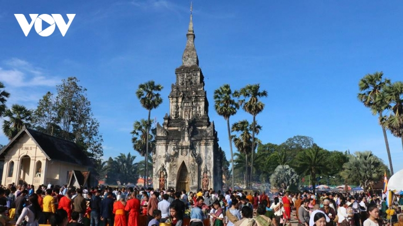 """Savanakhet - """"Thành phố thiên đường"""" của Lào"""