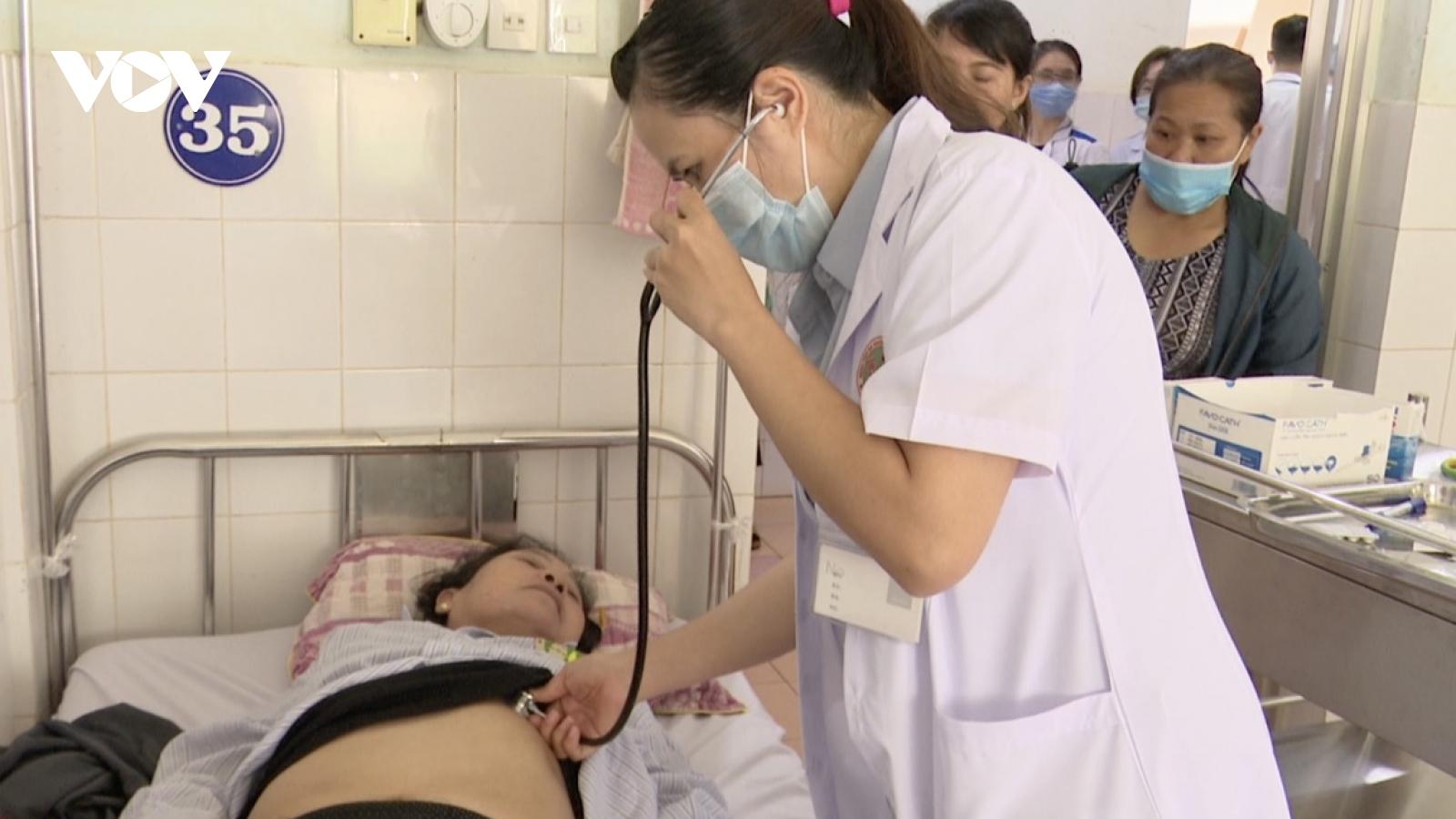 Gia tăng cácca bệnh sốt xuất huyết tại Gia Lai