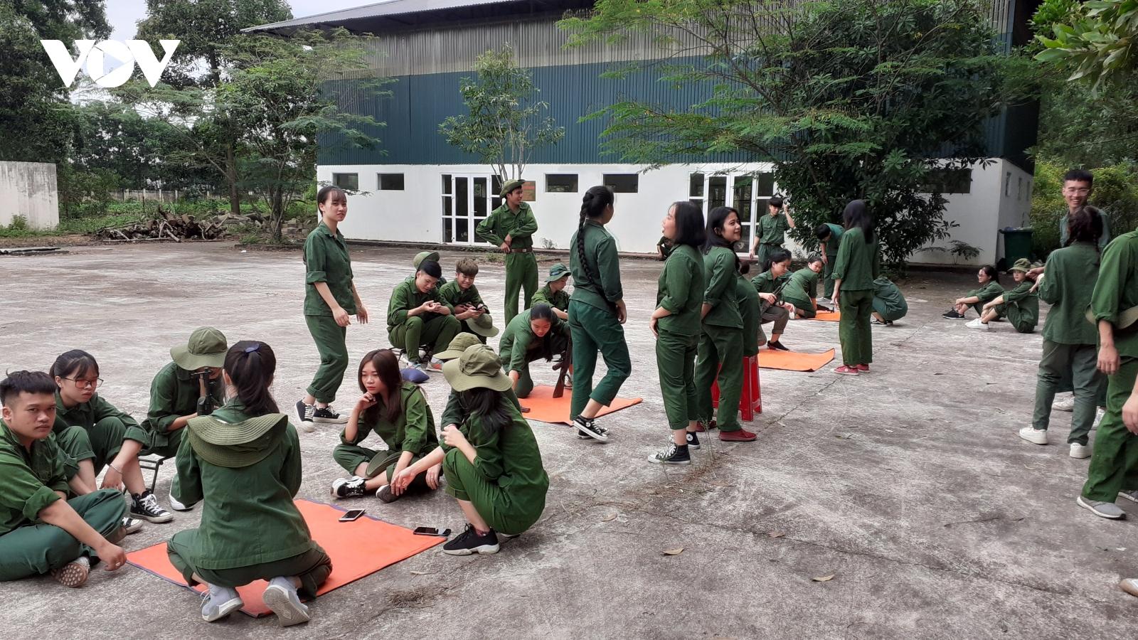 Thái Nguyên nâng cao chất lượng giáo dục quốc phòng an ninh