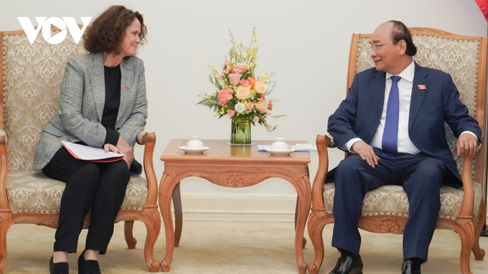 WB sẵn sàng hợp tác với Việt Nam để đẩy nhanh giải ngân vốn ODA