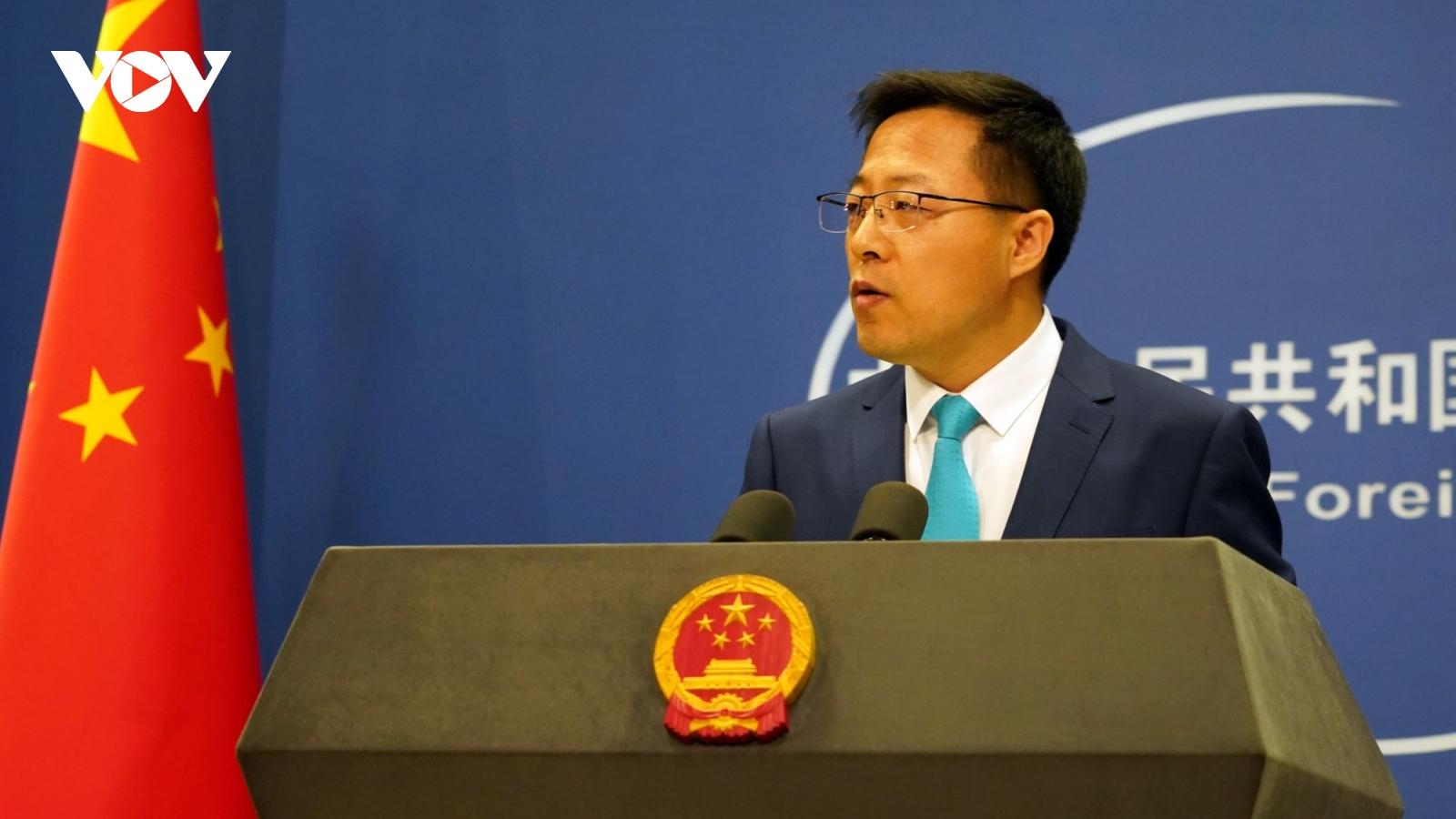 Trung Quốc liên tục đưa ra các chỉ trích về môi trường nhằm vào Mỹ