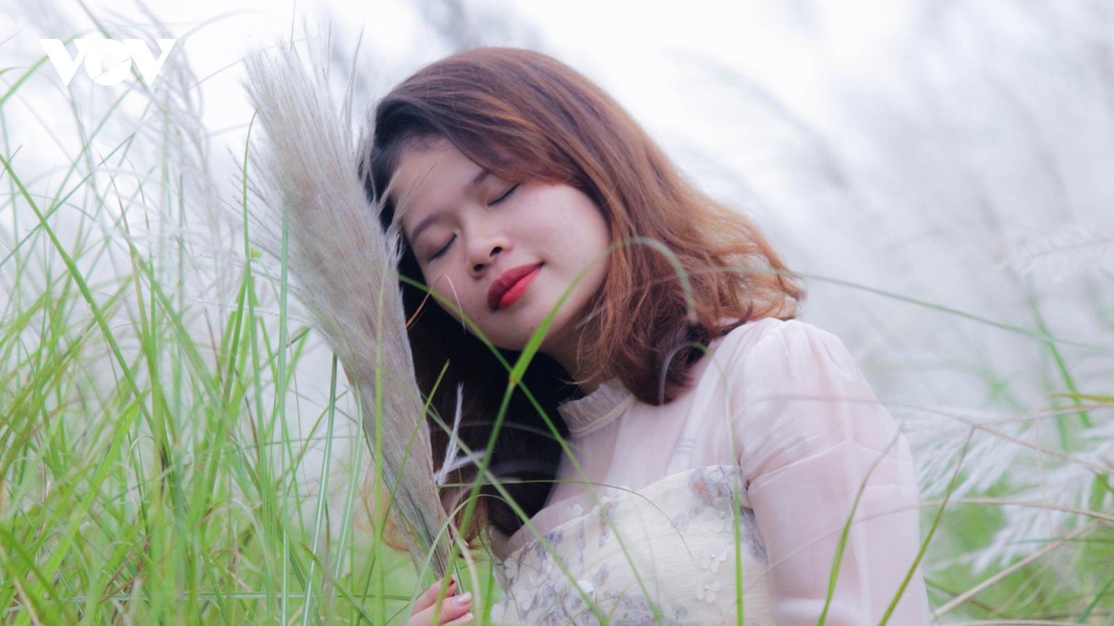 Bãi lau Liên Hà (Đan Phượng): Điểm check - in mới cho giới trẻ Hà Thành
