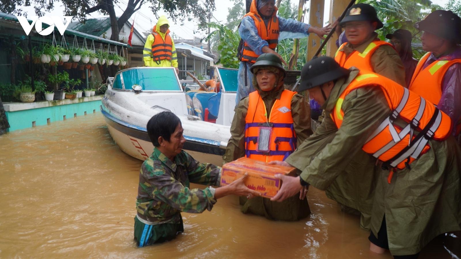 Thừa Thiên Huế đề xuất hỗ trợ 738 tỷ đồng khắc phục hậu quả đợt mưa lũ