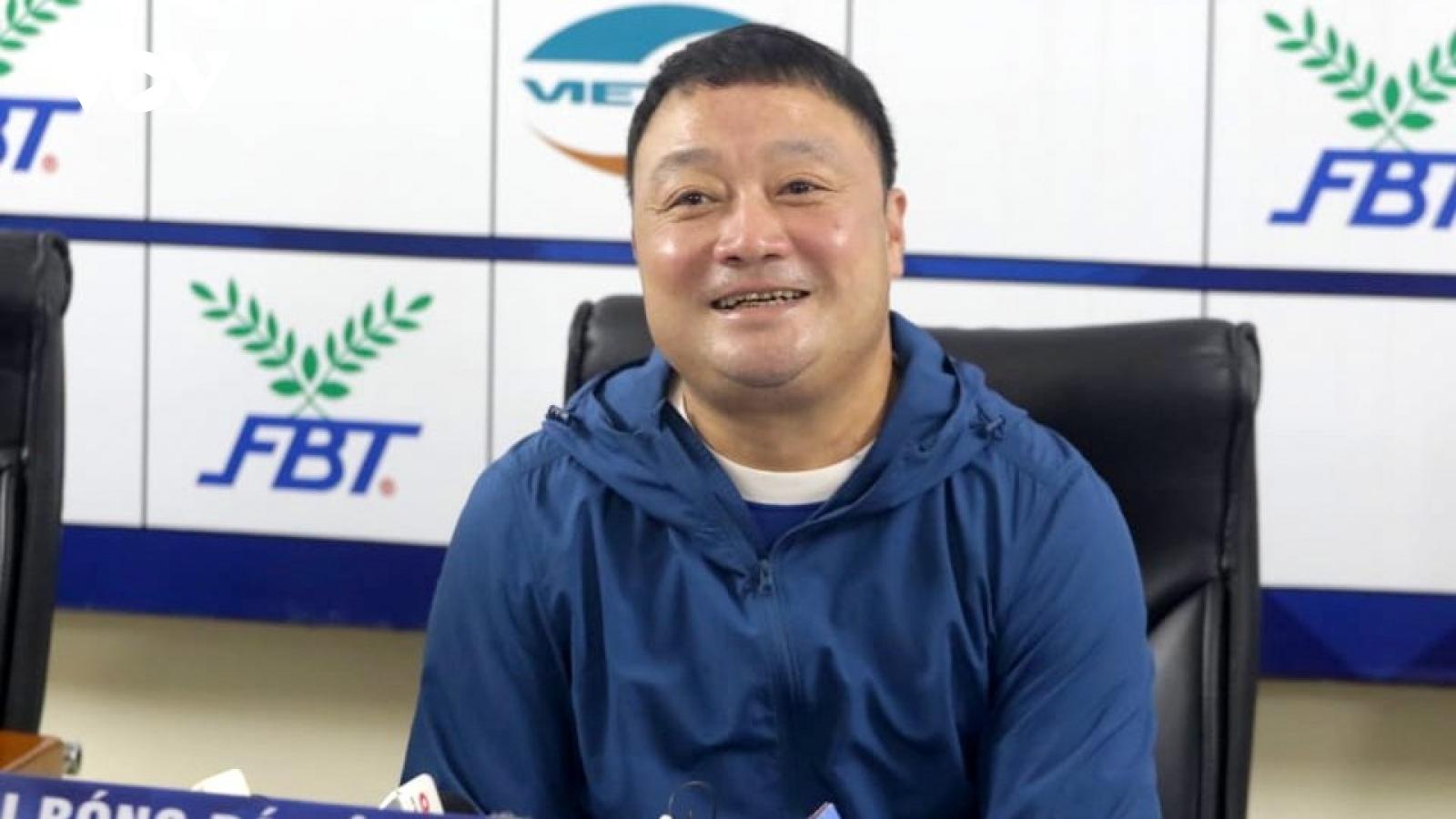 """""""Viettel sẽ không để bóng đá Việt Nam phải hổ thẹn ở AFC Champions League"""""""