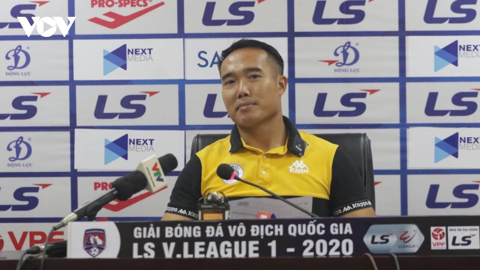 """""""Hà Nội FC chúc Viettel cạnh tranh sòng phẳng ở AFC Champions League"""""""