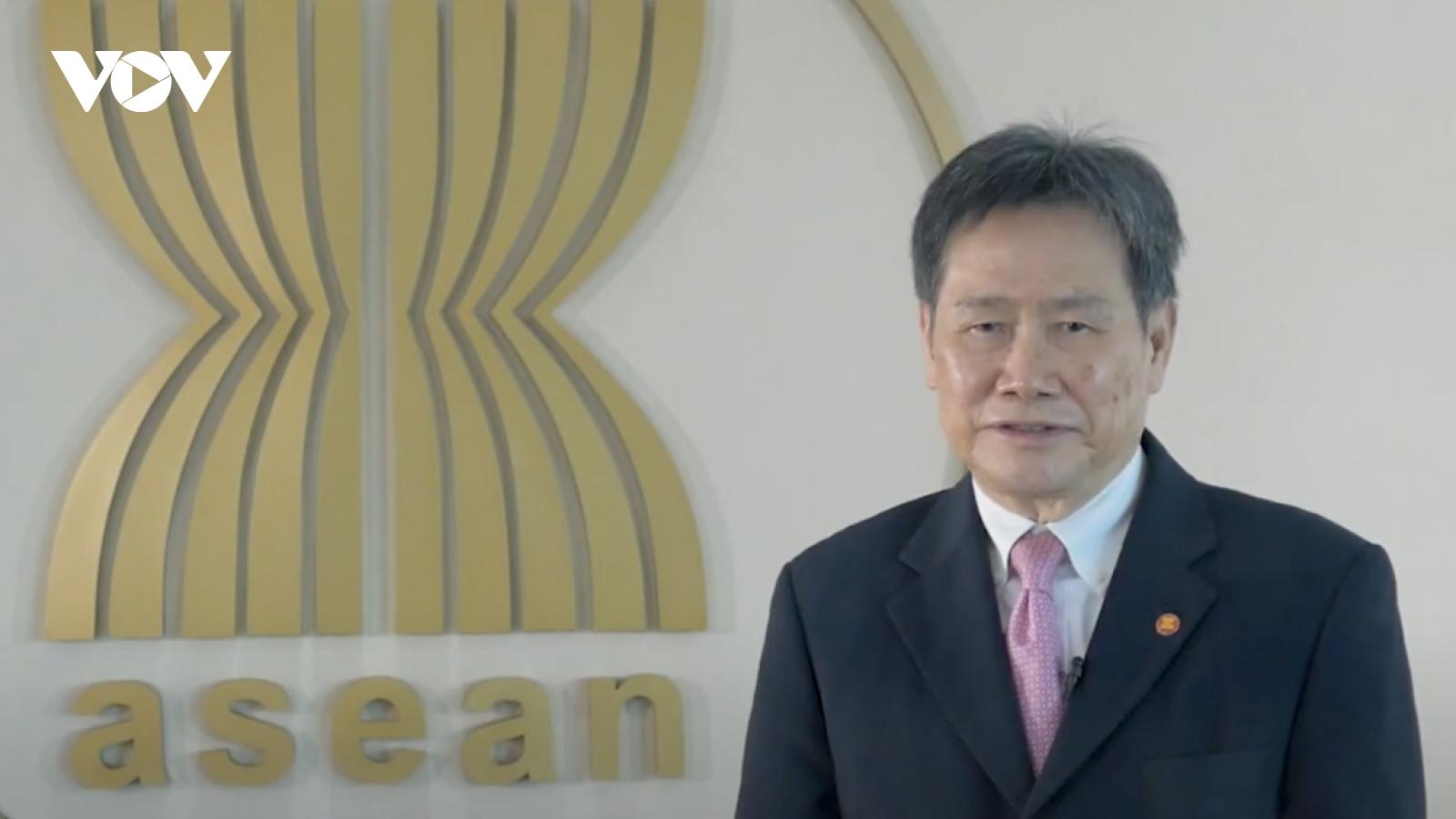 """Tổng thư ký ASEAN: """"Vai trò Chủ tịch ASEAN của Việt Nam là rất điển hình"""""""