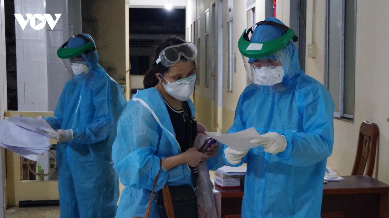 176 công dân Việt Nam về nước hoàn thành thời gian cách ly y tế
