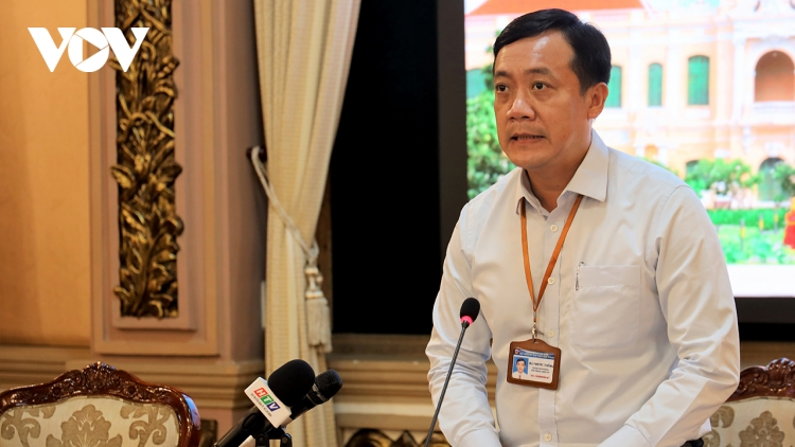 TP Hồ Chí Minh sẽ đối thoại với người dân Thủ Thiêm vào cuối tháng 11