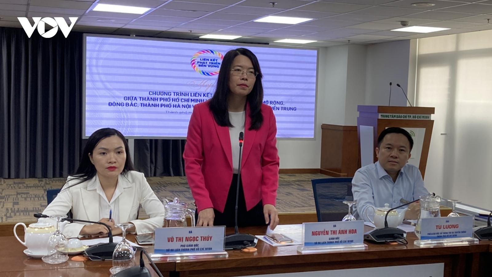 Bắt tay liên kết du lịch TP.HCM với khu vực Đông Bắc, Tây Bắc và miền Trung