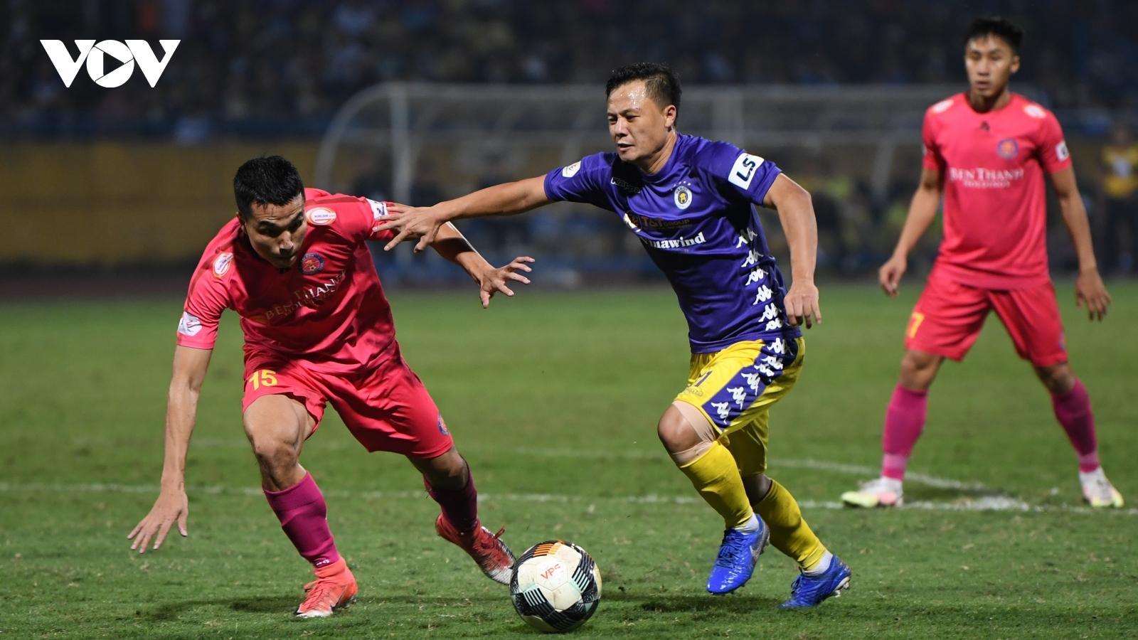 """Thành Lương - Quân bài chiến lược giúp Hà Nội FC """"đả bại"""" Sài Gòn FC"""