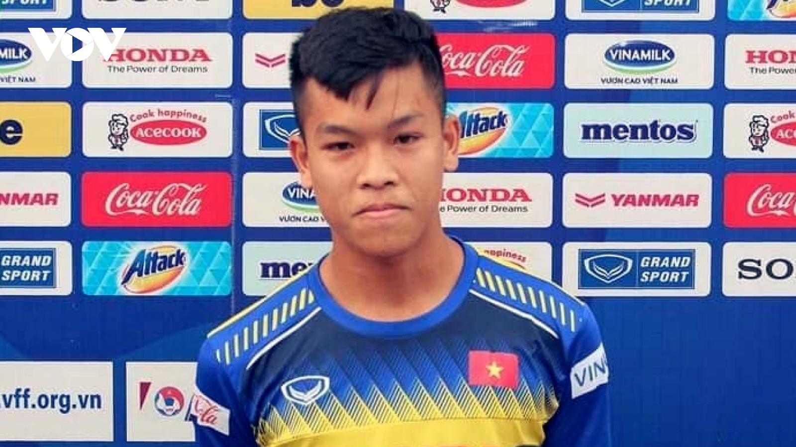 Sao trẻ Viettel quyết tâm ghi điểm trong mắt HLV Park Hang Seo