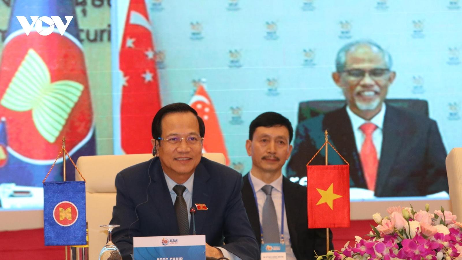 ASEAN hướng ưu tiên hành động an sinh xã hội phục hồi hậu Covid-19
