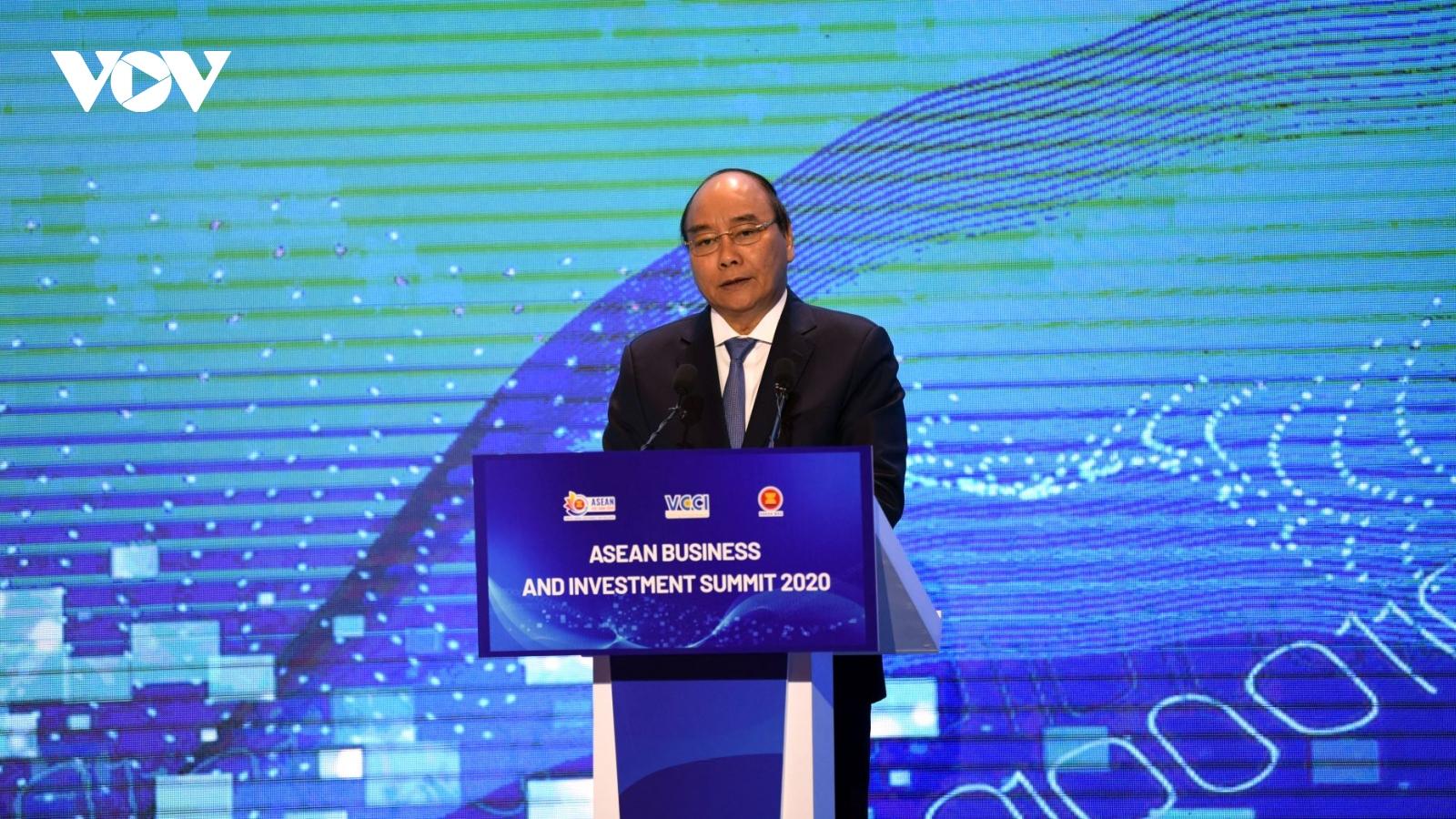 ASEAN nỗ lực vượt qua dịch Covid-19, thúc đẩy phát triển kinh tế