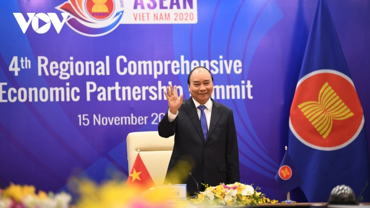 RCEP trade deal to be signed shortly: Vietnamese PM