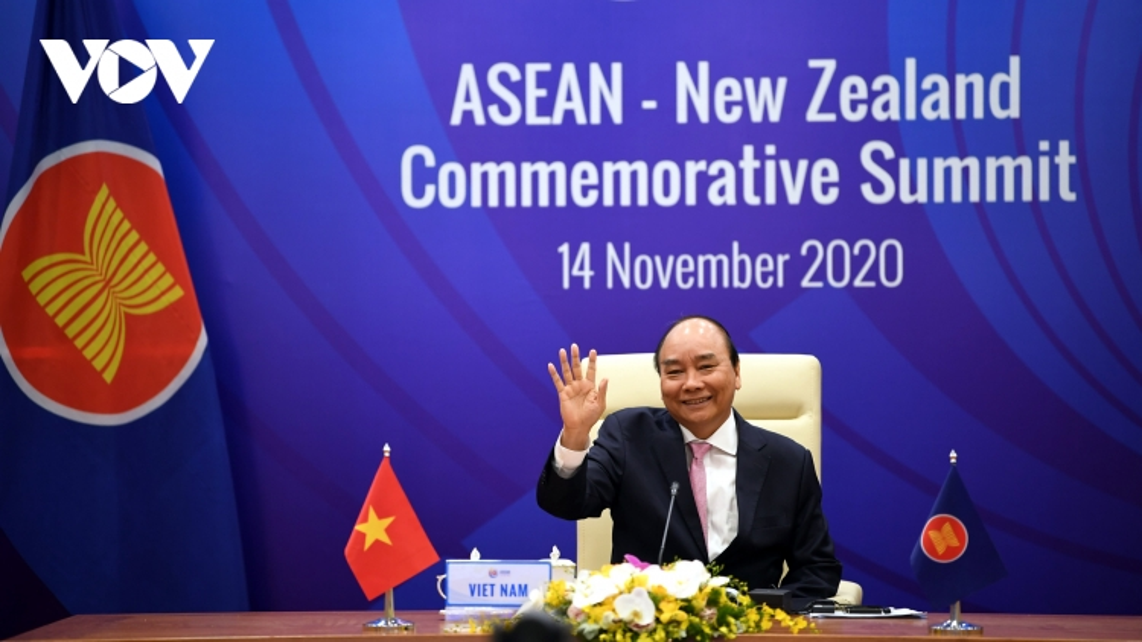 ASEAN-New Zealand hướng tới xây dựng Biển Đông hòa bình, ổn định