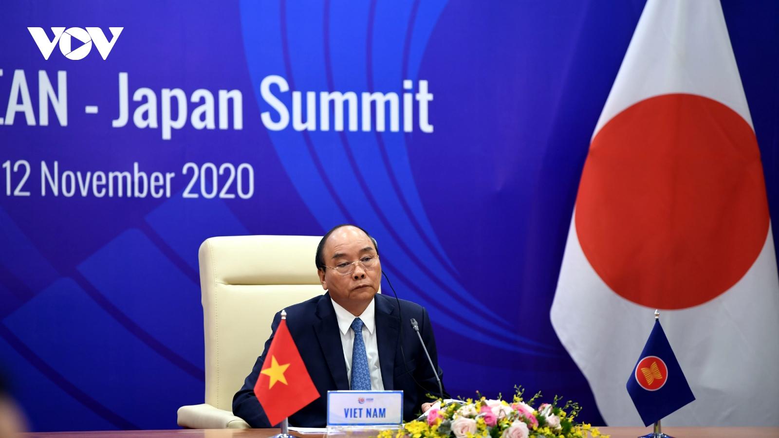 """ASEAN-Nhật Bản phát huy nền tảng """"mối quan hệ đối tác từ trái tim đến trái tim"""""""