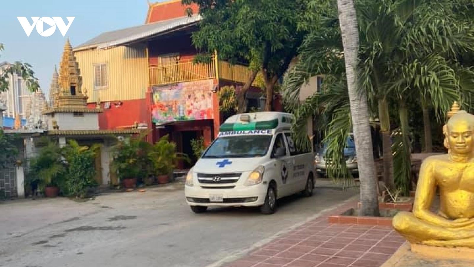 Tổ chức đưa các nạn nhân vụ tai nạn ở Campuchia về nước