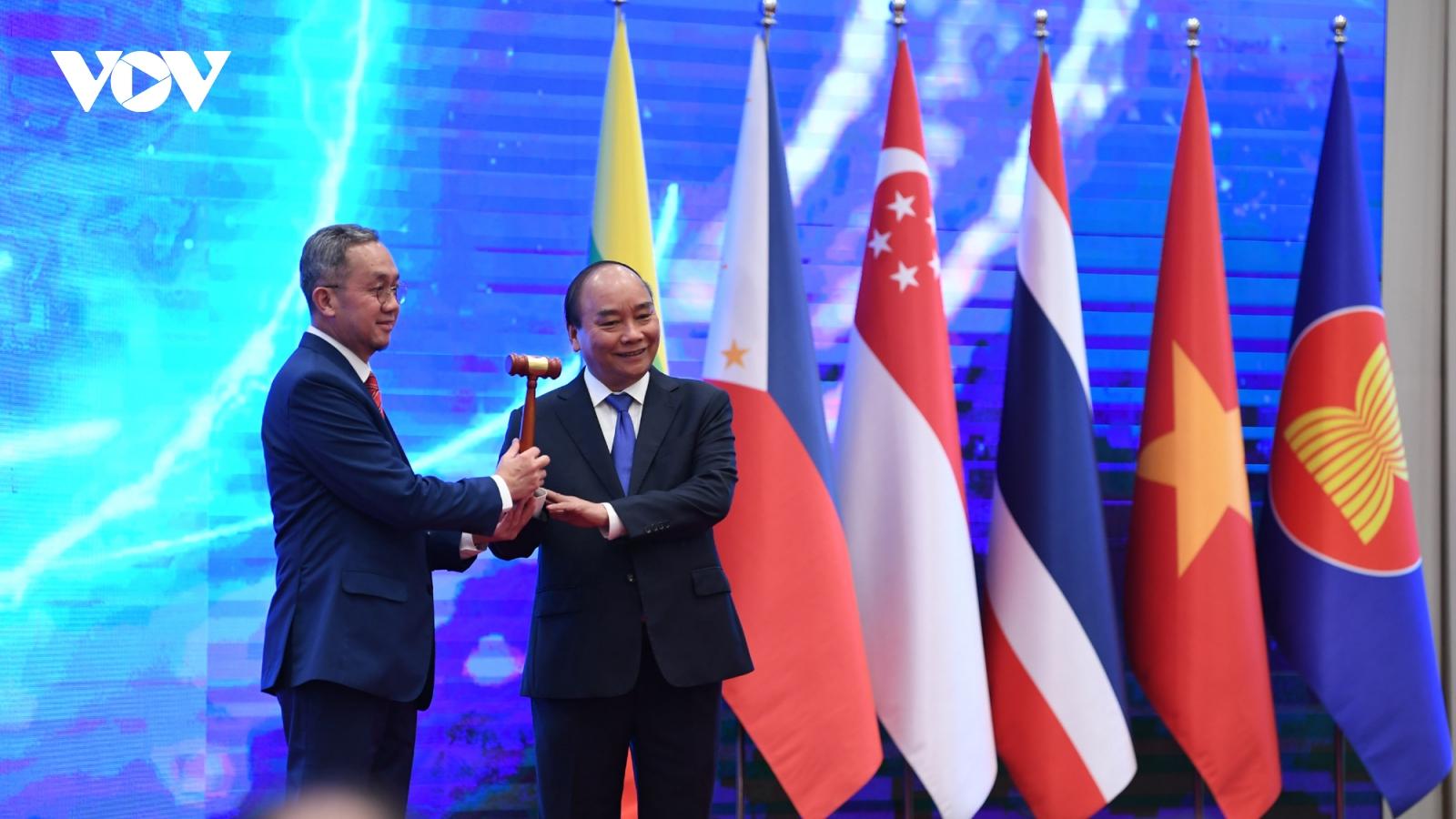 Việt Nam đạt được tất cả các mục tiêu đặt ra ở Hội nghị Cấp cao ASEAN 37