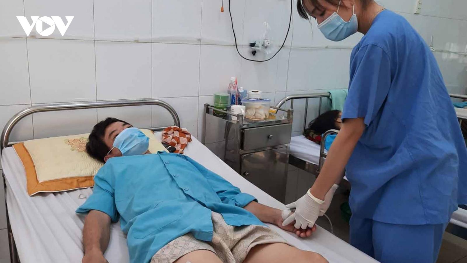 Đà Nẵng ghi nhận 28 ca bệnh Whitmore trong vòng2 tháng