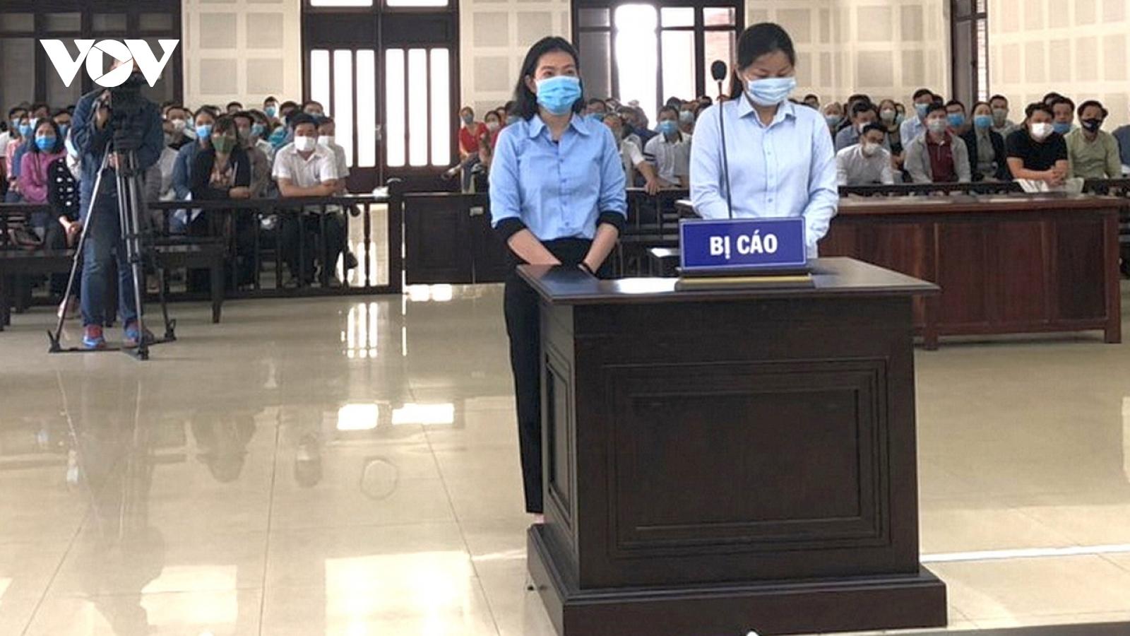 """Xét xử hai """"siêu lừa"""" bán đất tại Đà Nẵng"""