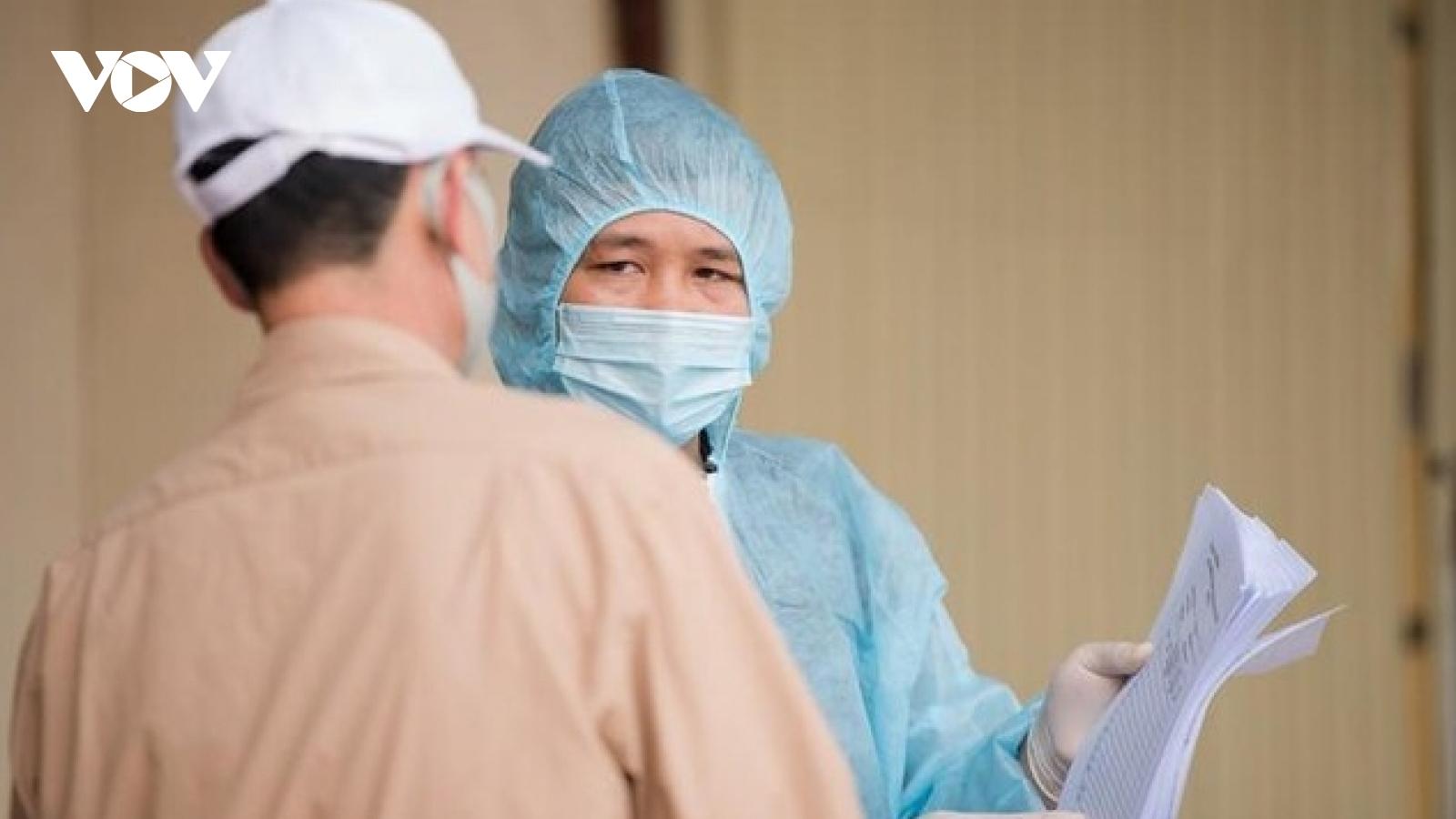 Việt Nam ghi nhận thêm 16 trường hợp nhập cảnh mắc Covid-19
