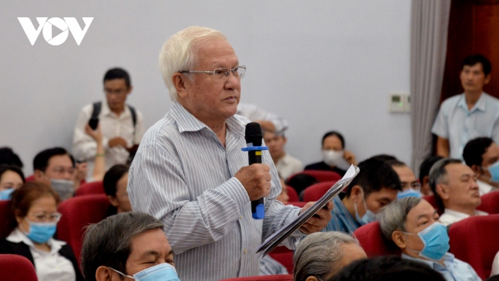 Cử tri TPHCM: Cần giải quyết dứt điểm tồn tại ở khu đô thị mới Thủ Thiêm
