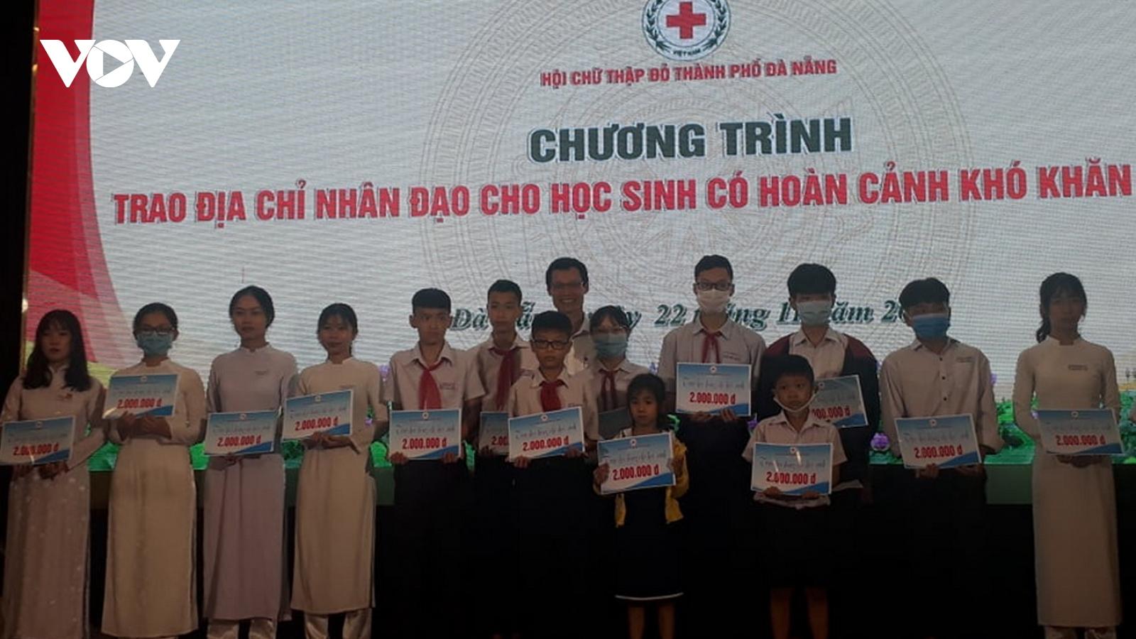 Đà Nẵng vận động hơn 50 tỷ đồng hỗ trợcác em học sinh khó khăn