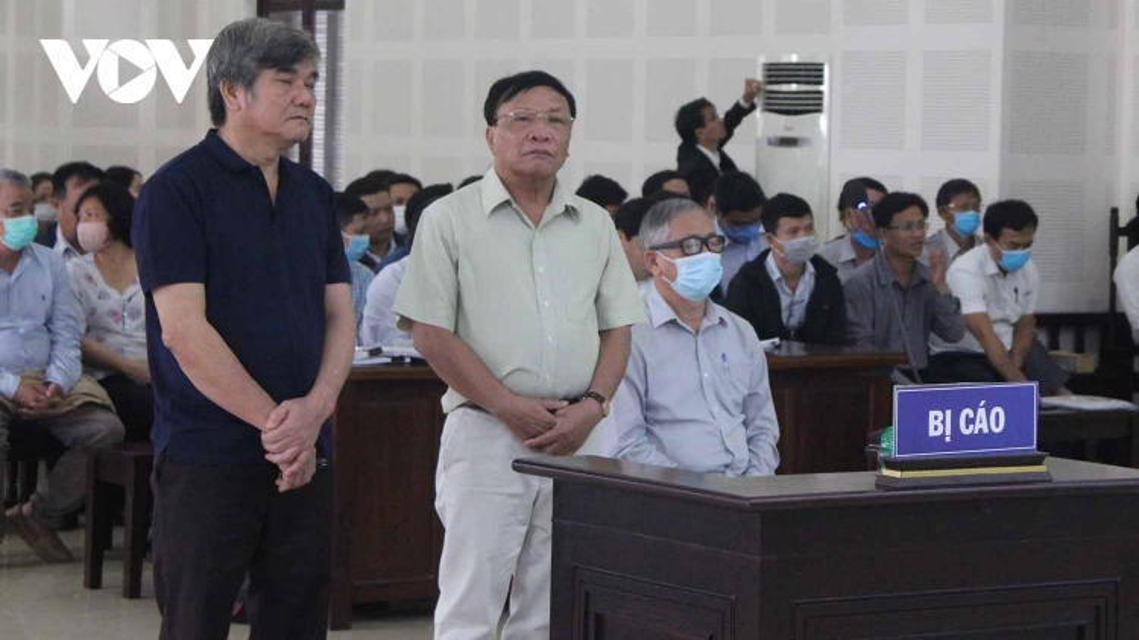 Tuyên án các bị cáo gây thiệt hại hơn 9 tỷ đồng Khu tái định ở Hòa Vang