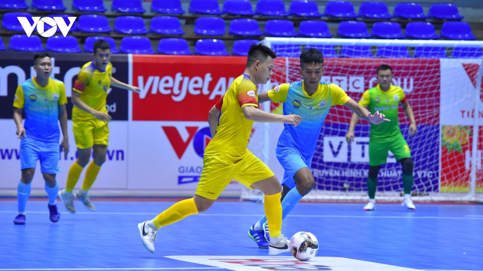 Futsal HDBank Cúp Quốc gia 2020: Quảng Nam giành vé đầu tiên vào VCK
