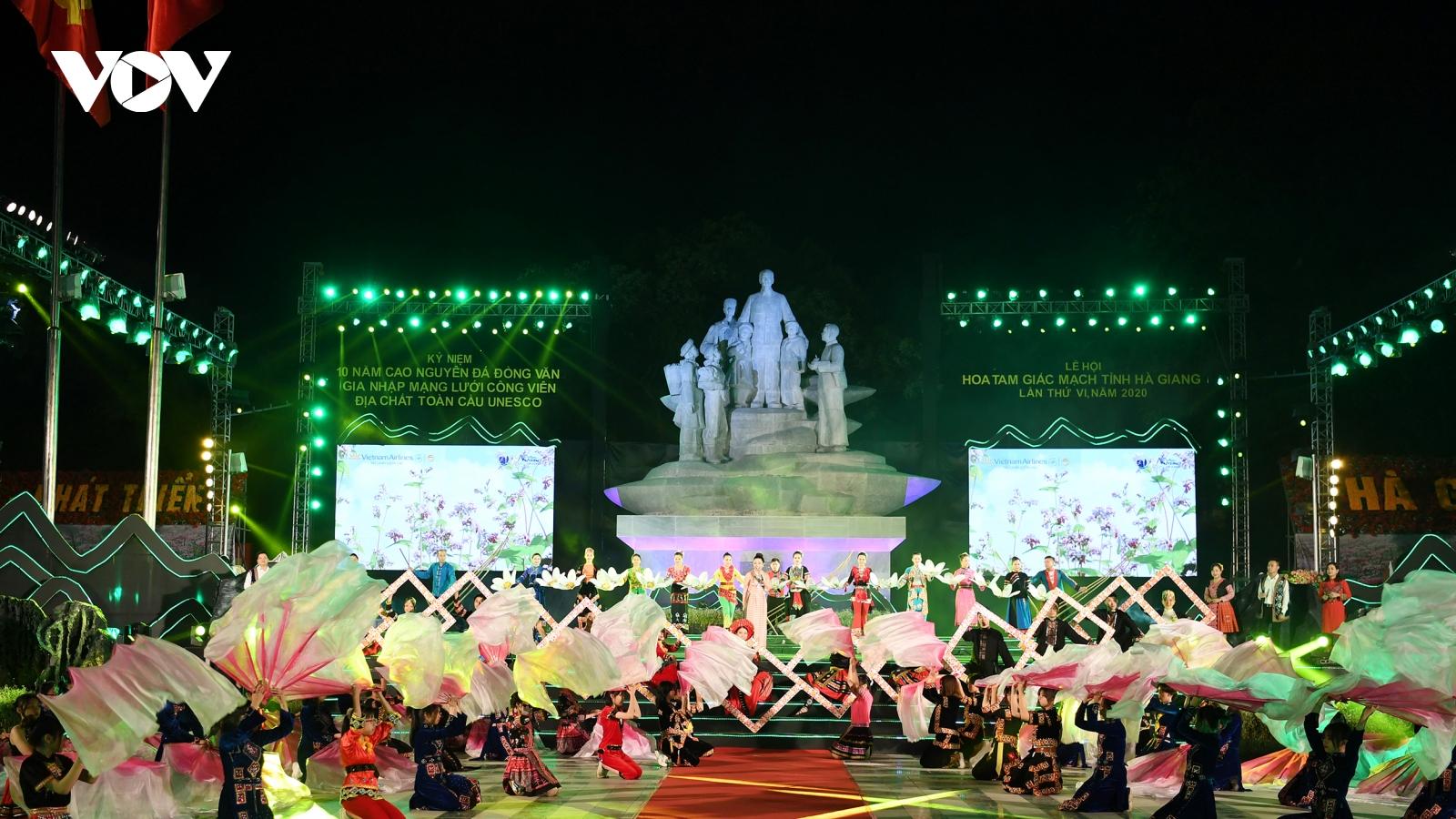 Kỷ niệm 10 năm Cao nguyên đá Đồng Văn được UNESCO công nhận là Công viên địa chất toàn cầu
