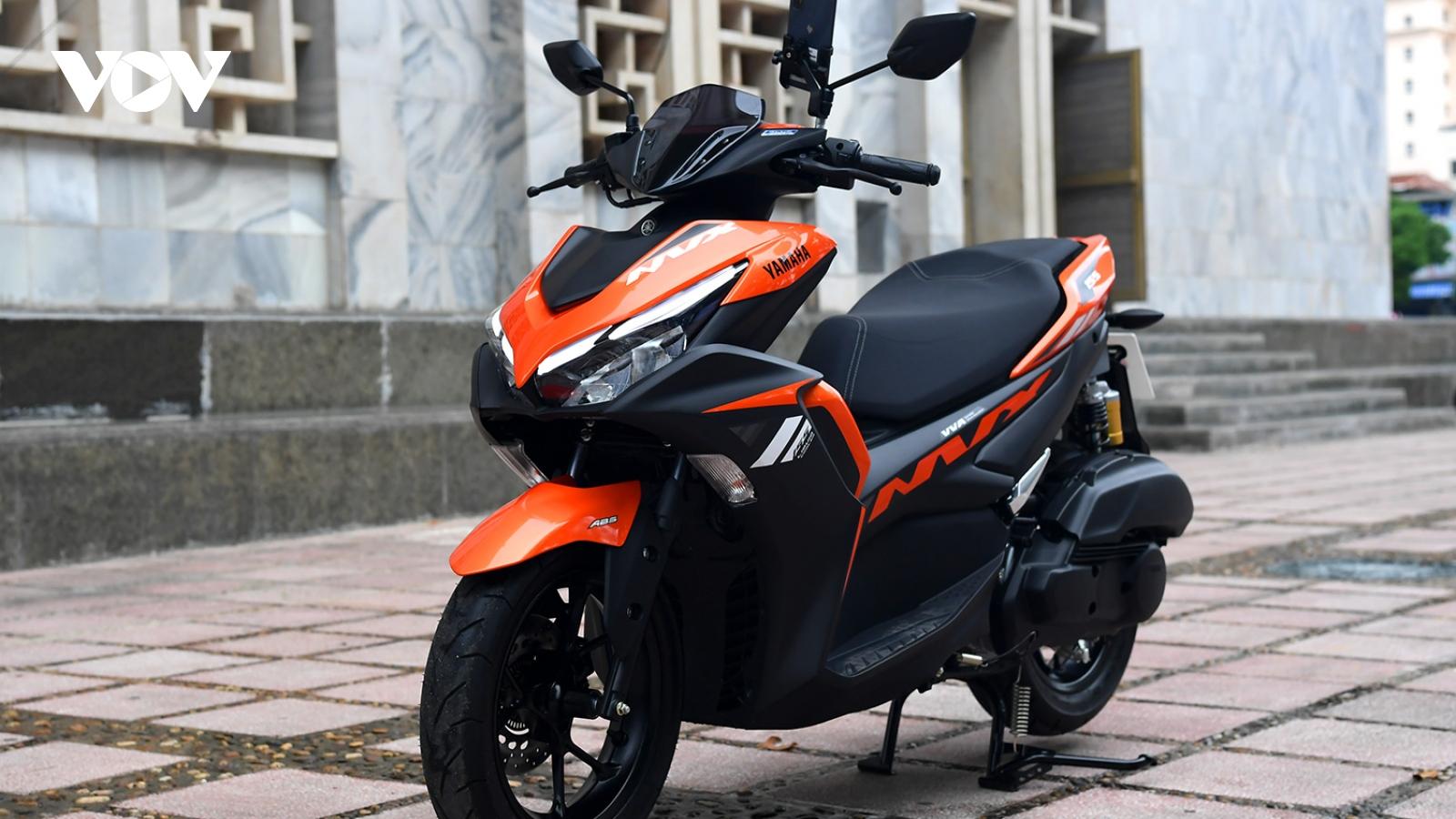 Yamaha NVX 155 VVA mới có gì khác biệt?