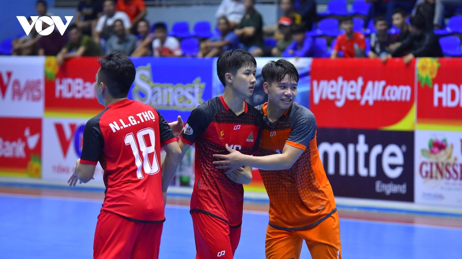 Cao Bằng giành vé vào VCK Giải Futsal HDBank Cúp Quốc gia 2020