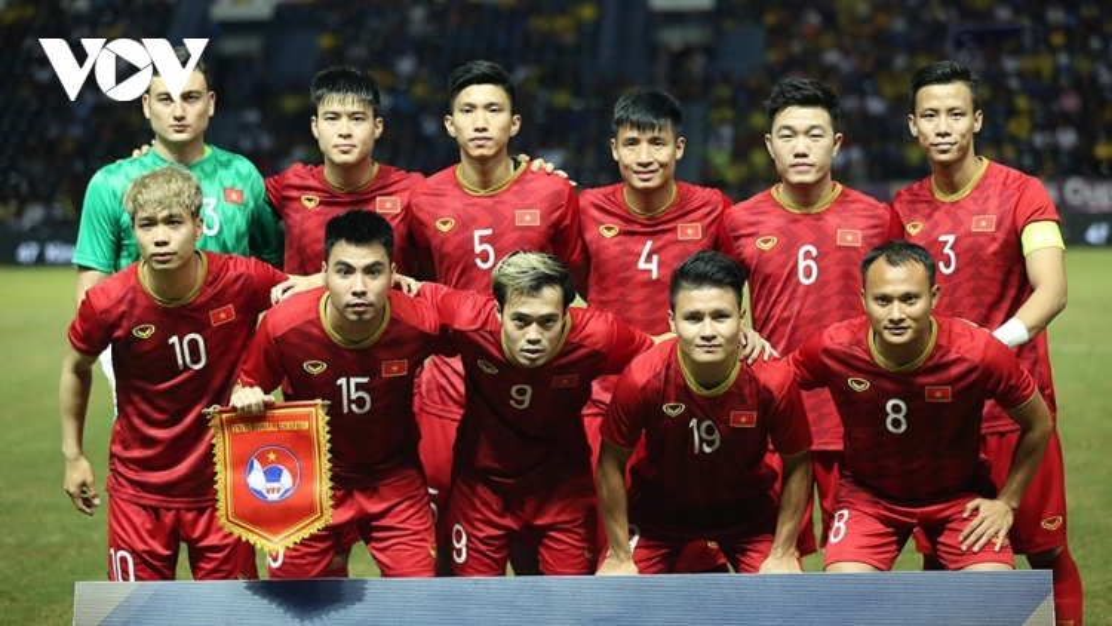 ĐT Viêt Nam đá giao hữu với U22 Việt Nam, bán vé gây quỹ từ thiện