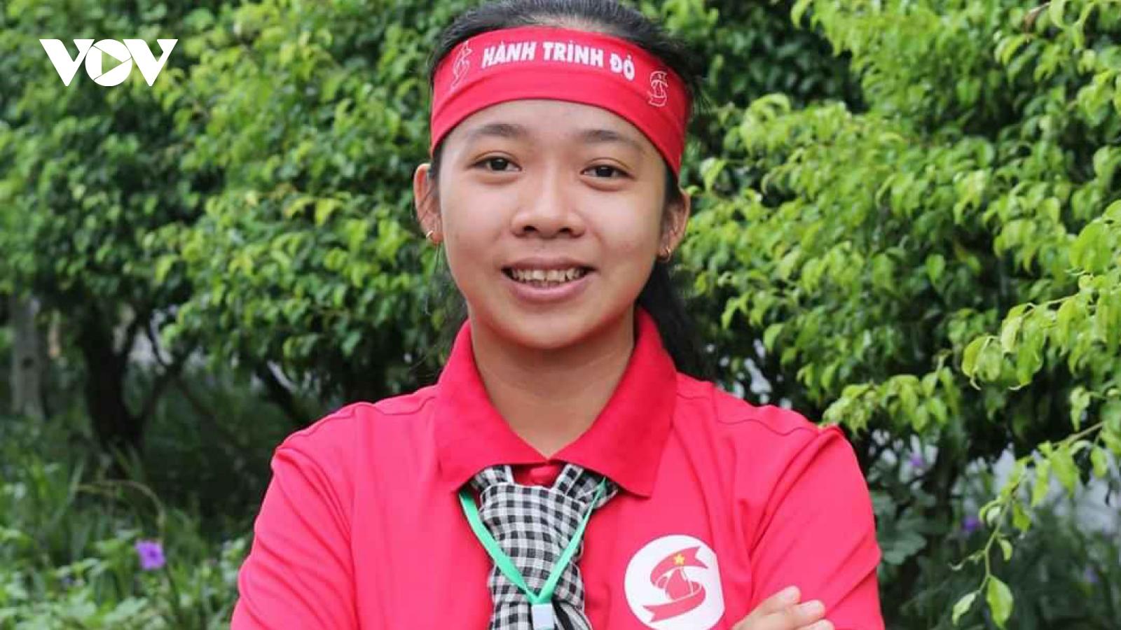 Chuyện nữ sinh viên18 lần hiến máu nhân đạo