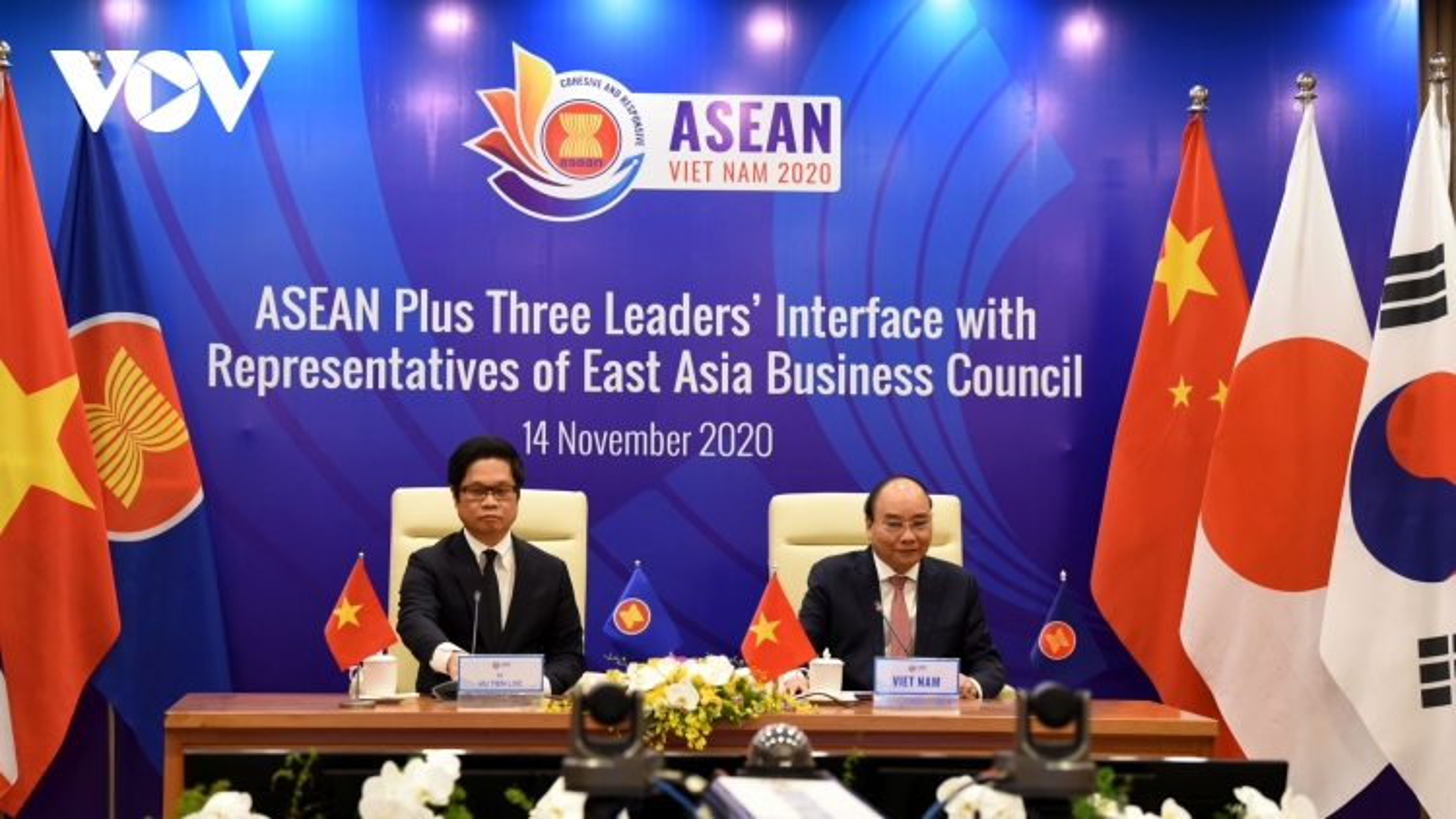 Hội đồng Doanh nghiệp Đông Á có nhiều khuyến nghị hữu ích với ASEAN+3