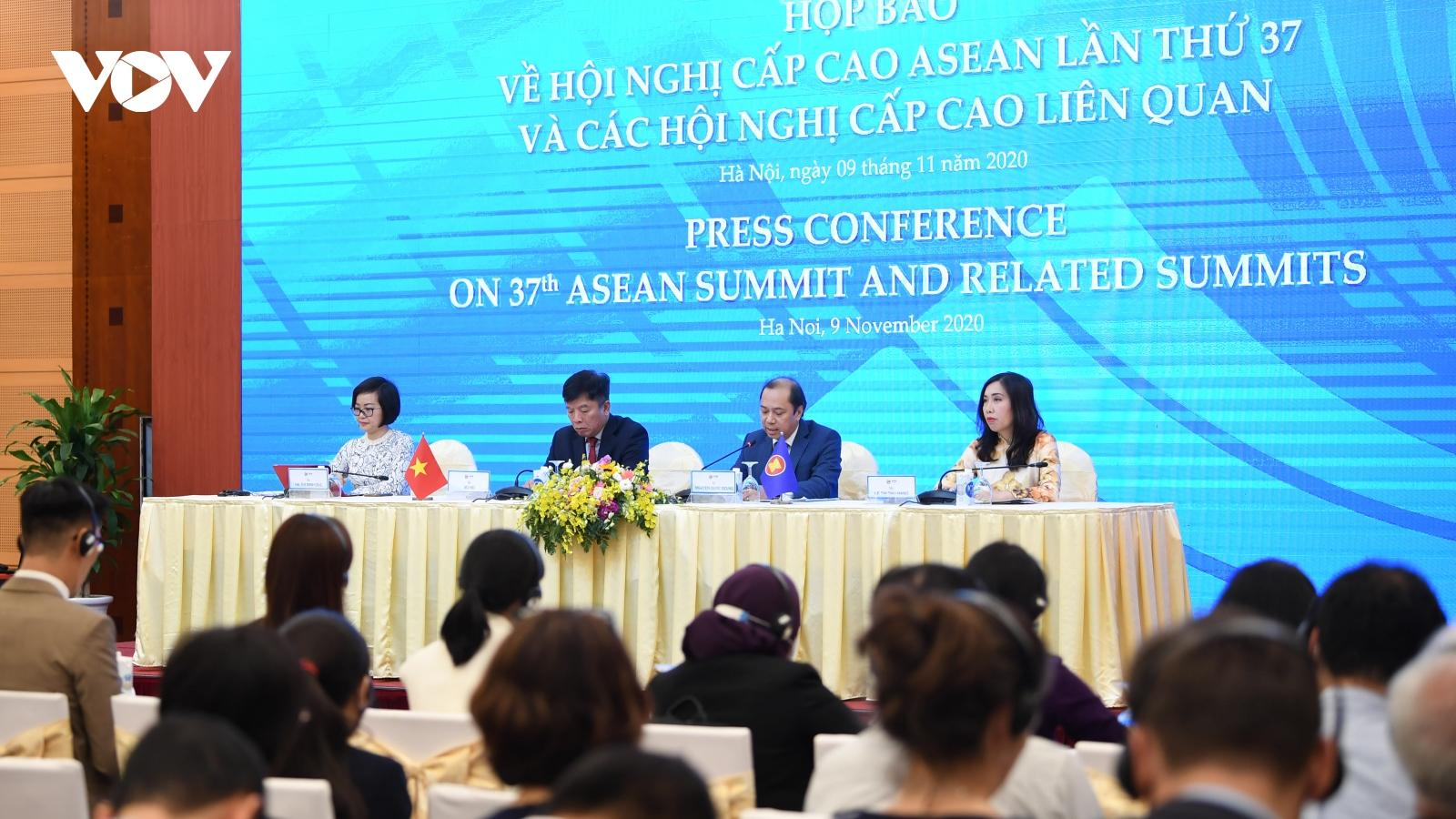 ASEAN tiến tới lập trung tâm ứng phó tình huống y tế công cộng khẩn cấp