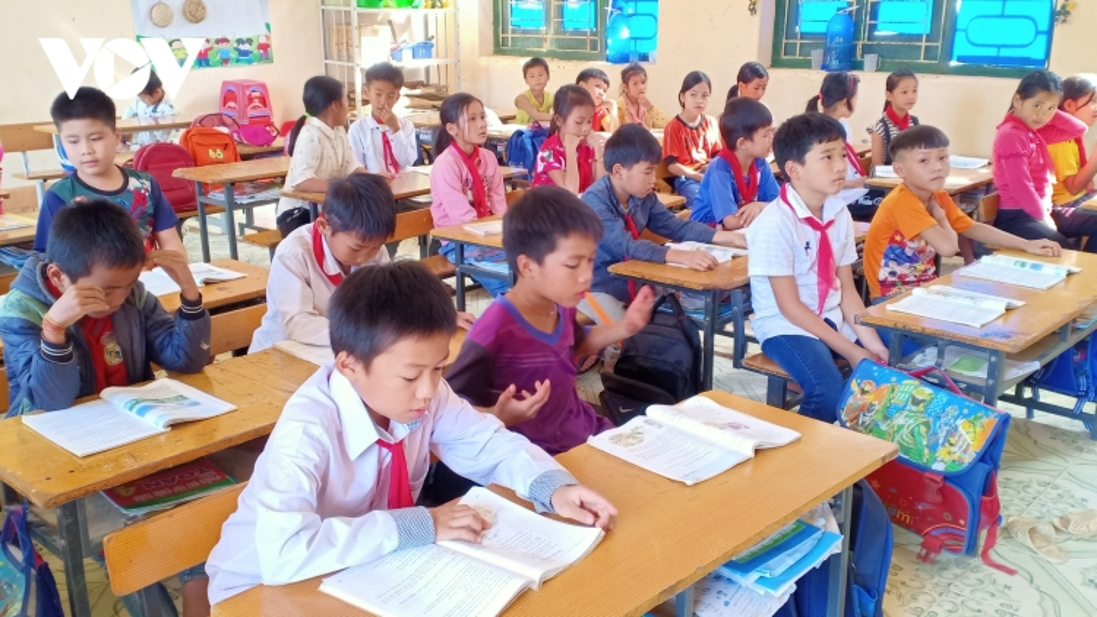 Những người thầy 20 năm cắm bản vì cái duyên với học trò vùng cao